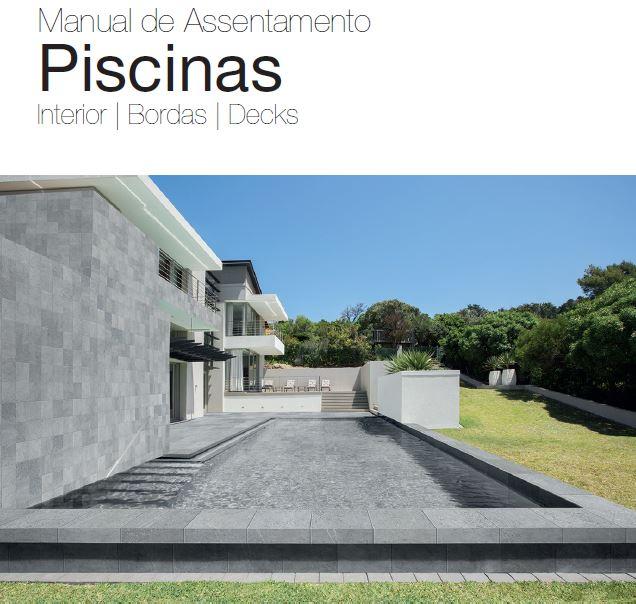 Manual de Assentamento Piscinas Interior | Bordas | Decks